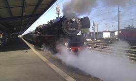 Bild: Mit Volldampf nach Breslau