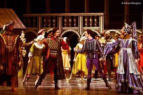 Bild: Romeo & Julia - Klassisches Ballett nach der gleichnamigen Tragödie von Shakespeare