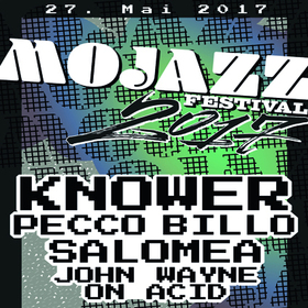 Bild: MOJAZZ 2017 - Knower, Pecco Billo, John Wayne on Acid, Salomea