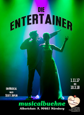 Bild: Die Entertainer - Musicalbuehne Nürnberg