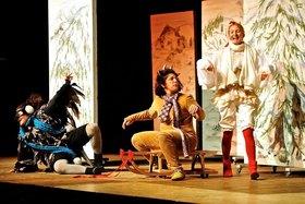 Bild: Mama Muh feiert Weihnachten - Theater für Kinder und Jugendliche