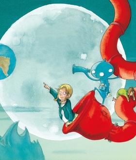 Das Monster vom blauen Planeten - Theater für Kinder und Jugendliche