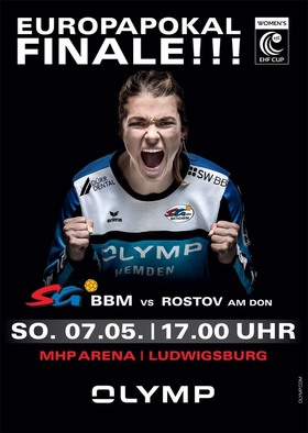 Bild: EHF-Cup Finale: SG BBM Bietigheim vs. Rostov-Don