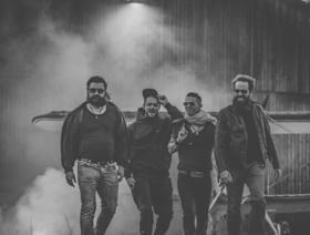 """Bild: Django 3000 - """"Im Sturm Tour 2017"""""""