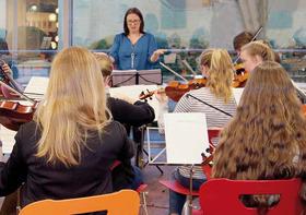 Bild: Orchesterkonzert - Konzert zur Saisoneröffnung