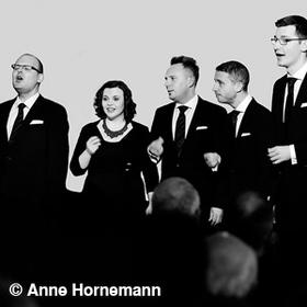 Bild: Calmus Ensemble - Luthers Lieder