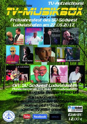 Bild: TV Musikbox - Frühlingsfest des SV Südwest 2017