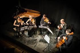 Bild: Eröffnungskonzert mit Amici Ensemble