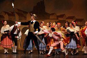 Bild: Don Quixote - Moldawisches Nationalballett