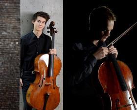 """Bild: """"Romantik für zwei Violoncelli"""""""
