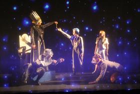 Bild: Ein Blick in die Zukunft - Saisoneröffnung im Velvets Theater