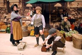 Bild: Der kleine Lord - Familienmusical - Theater a.gon München