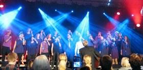 Bild: Heart Chor Kaiserslautern  -  Rock/Pop 80er Jahre bis heute - Chor-Konzert