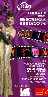 Bild: Big Boylesque Burlesque