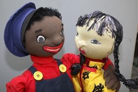 Bild: Knurps Puppentheater - Jim Knopf und die Wilde 13 - für Kinder ab 4 Jahren