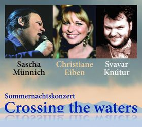 Bild: Christiane Eiben, Svavar Knútur, Sascha Münnich & Band - Crossing the waters