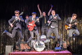 Bild: Backbeat - Die Beatles in Hamburg - Burgfestspiele Jagsthausen