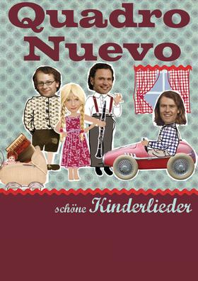 Es tönen die Lieder - Kinderkonzert mit Quadro Nuevo