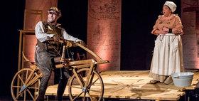 Bild: Karl Drais - Die treibende Kraft - Ein Musical von G. Veit, R. Galiano und M. Herberger