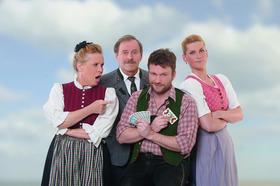 Bild: Chiemgauer Volkstheater - Der Kartlbauer - Ländlicher Schwank in drei Akten