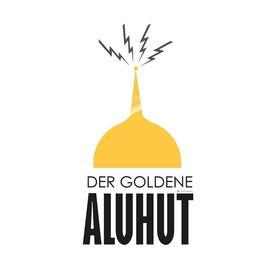 Bild: Der goldene Aluhut