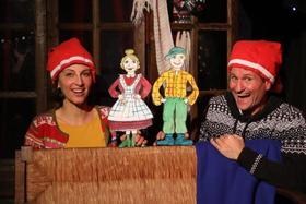 Bild: Wie wir in Bullerbü Weihnachten feiern