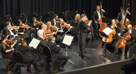 Bild: Altstadtkonzert - Camerata Europeana - Solist und Leitung Radoslaw Szulc (Violine)
