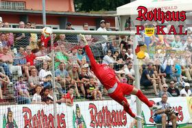 Bild: SBFV-Rothaus-Pokalfinale 2017 - VfR Hausen - 1. FC Rielasingen-Arlen