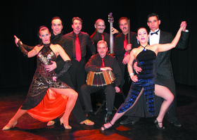 Bild: Buenos Aires Tango Ensemble - Die Leidenschaft des Tango Argentino