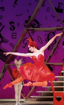 Bild: Alice im Wunderland (Ballett)