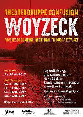Bild: Theatergruppe Confusion: Woyzeck - Premiere