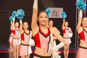 Bild: Let's Go, JETS! From Small Town Girls to U.S. Champions?! von Hayato KAWAI - Nippon Cinema