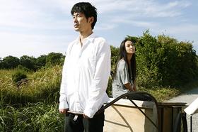 Bild: Wet Woman in the Wind von Akihiko SHIOTA - Nippon Cinema