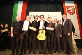Bild: Finale des Internationalen Gitarrenwettbewerbs