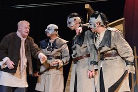 Bild: Der kaukasische Kreidekreis - Schauspiel von Bertolt Brecht
