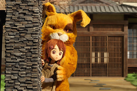 Bild: Chieri and Cherry von Makoto NAKAMURA - Nippon Animation