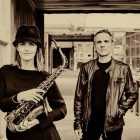 Bild: 16. Fürstenwalder Jazztage - KLARO! Karolina Strassmayer, Drori Mondlak, David Friedman, Josh Ginsburg