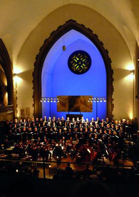 Bild: Bach, Weihnachtsoratorium, Kantaten I – VI - Weihnachtskonzert