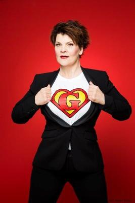 """Bild: Gayle Tufts """"Superwoman"""""""
