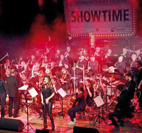 Bild: Showtime - Volume 3 - Kreismusikschule Viersen