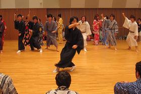 Bild: Schwerttanz-Workshop - Nippon Culture