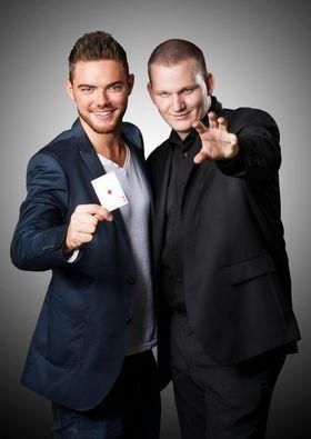 Bild: Die Unfassbaren - Hypnosekünstler Christo und Magier Ben David