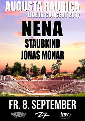 Bild: NENA - Augusta Raurica Live in Concert 2017