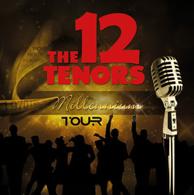 Bild: The 12 Tenors - -Millennium Tour