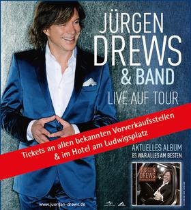 Bild: Jürgen Drews live mit Band
