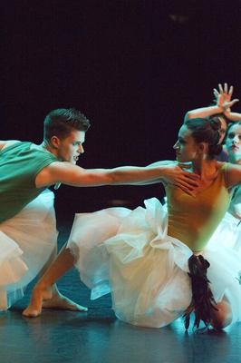 Bild: Steps: Die Schweizer Tanz–Bachelors