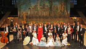 Bild: Die große Johann-Strauß-Gala - unsterbliche Arien und Duette der Strauß Familie