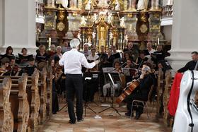 Bild: Barock bis Mozart, Kantaten und Konzerte von Bach u.a.