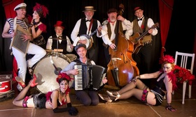 Bild: Stompin´ at the Cotton Club - Stompin' at the Cotton Club