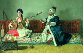 """Bild: """"Strawinsky, Rachmaninow und die Lieder vom orientalischen Mittelmeer"""""""
